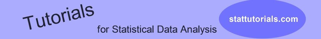 Statistics Tutorials for SAS, SPSS, WINKS, Excel